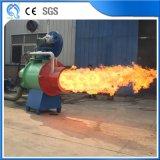 Grande capacidade de queimadores de casca de arroz para a caldeira a gás