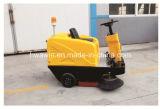 Machine de nettoyage à piles usagée Balayeuse
