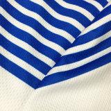 새로운 디자인 싼 주문 승화 축구 축구 저어지 2018벌의 셔츠