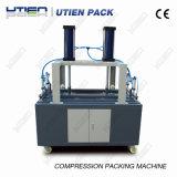 Dos cilindros que trabajan compresan la máquina de empaquetado al vacío (YS-700/2)