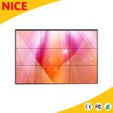 """55"""" cubierta delgada carcasa de pantalla publicidad LCD 3X3 Video Wall"""
