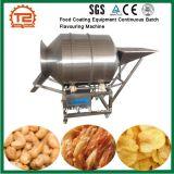 Machine van de Smaakstof van de Partij van de Apparatuur van de Deklaag van het Voedsel van China de Ononderbroken