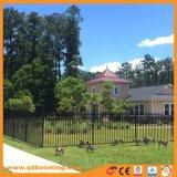 سكنيّة ألومنيوم أنبوبيّة حديقة سياج