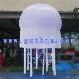 Meduse LED Advertizing/LED gonfiabile della decorazione interna che illuminano gli aerostati gonfiabili