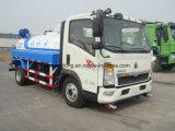 4X2 de MiniVrachtwagen van de Tanker van het Water HOWO (ZZ1047D3414D1R45)