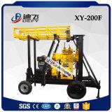 200m Xy 200f 물 시추공 드릴링 기계