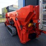 Verwendete zweite Handdeutschland-ursprüngliches Armkreuz-selbstangetriebene teleskopische Dieselarbeitsbühne