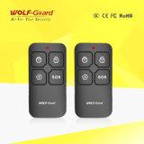 GSM와 PSTN 접촉 ID Ademco를 가진 이중 통신망 홈 도난 경보기