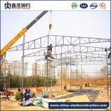 China prefabricó el edificio de la estructura de acero para la casa de pollo