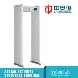 Lcd-Screen-Weg durch Metalldetektor für im Freiengebrauch-Metalldetektor