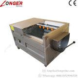 Lavage automatique de la pomme de terre de carotte et le pelage du gingembre Machine à laver la machine