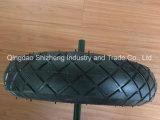 Gomma superiore 4.00-8 della carriola degli strumenti del pneumatico agricolo di Handtruck