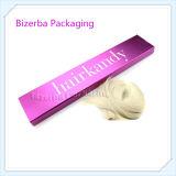L'impression papier carton coloré perruque de cheveux à l'emballage Boîte d'extension (BP-BC-0172)