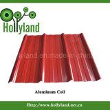 PE&PVDF aclaran la bobina de aluminio (ALC1106)