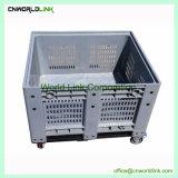 Системы хранения данных для тяжелого режима работы проволочной сетке наращиваемые пластиковые крупных оптовых бен