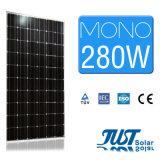 급료 280W Monocrystalline 태양 에너지 위원회