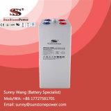 батарея геля цикла 2V 1000ah глубокая для солнечной электрической системы