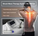 Eswt extracorporelle par onde de choc pour les maladies chroniques de traitement de la fasciite plantaire (talon de la douleur)