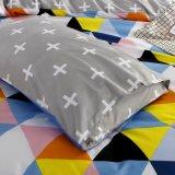 Het goedkope Beddegoed van Bedsheet van de Dekking van het Dekbed van Microfiber van de Polyester