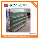 Tienda de la tienda del estante del supermercado del metal Exhibición de la tienda del accesorio de la venta al por menor 07268