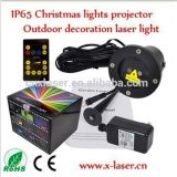 Feiertags-Elf-Leuchte-Kupfer-Zeichenkette beleuchtet Stern-schönes Dusche-Laserlicht