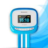 Gelbert GPS Sos teléfono pulsera Reloj de pulsera para niños