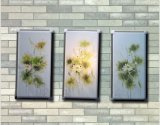 Handmade картина маслом ландшафта картины цветка масла для декора