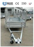 Одиночный трейлер коробки Axle/Semi трейлер/наклонять трейлер трейлера/трактора фермы