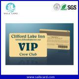 E-Payment Débit Magnétique Stripe Plastic PVC Card