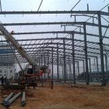 De Structuur van het Pakhuis van de Structuur van het Staal van het Ontwerp van de bouw