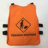 Veste da segurança para crianças, feita da tela de confeção de malhas