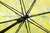 De automatische Promotie Rechte Paraplu van de Glasvezel voor Volledige Digitale Druk (su-1423BF)