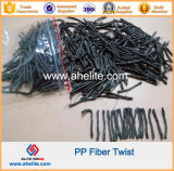 ConcreteのためのMacrofiber Reinforcing Fibre PP Twist Fiber