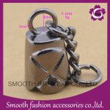 Dom de metal acessórios de moda a extremidade do fio Rolha Clip para as bolsas