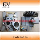 De12 De12t De12ti De12tis Kolbenring-Zylinder-Zwischenlage-Installationssatz für Doosan Daewoo Maschinenteile