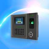 李電池(GT200)が付いている指紋の時間出席ターミナル