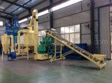 1000kg/Hour工場木製の餌のプラント