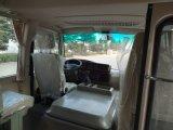Piccolo bus turistico dei veicoli utilitari mini con la singola frizione con i ciechi del sole