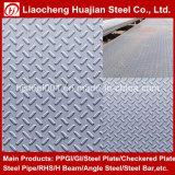 Q235B 열간압연 탄소 지면 격판덮개 온화한 Checkered 강철 플레이트