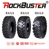 Pneumatico superiore di Rockbuster E3 L3 17.5-25 OTR