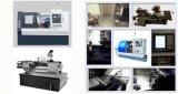 Высокое качание над машиной Lathe CNC кровати кровати Ck-63L Slant