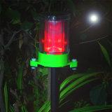Lampe de gazon solaire/Jardin lumière à LED