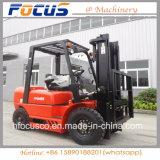 Preço mais barato de 2.5 toneladas de capacidade de carregamento todo o Forklift do terreno para a venda