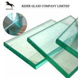 Verre trempé de 4 mm à 19 mm et verre trempé transparent et douche