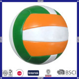 Belüftung-lederner Schule-Kursteilnehmer-Volleyball
