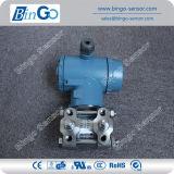 Transmissor de pressão diferencial inteligente para líquidos, gás, vapor