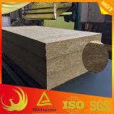Tarjeta de las lanas minerales de la pared de Externmal del aislante termal (construcción)