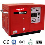3kVA complesso Brush Alternators (EC3000T)