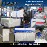 Blocs de glace Maker avec Crusher Maker