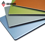 ISO/SGS certificados PE Compartimento de revestimento do painel de partição de alumínio (AE-30UM)
